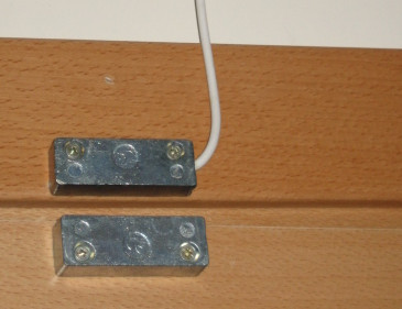 Sensor de puerta